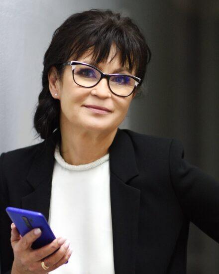 Renata Kiempa Prezes Szpitala w Miastku